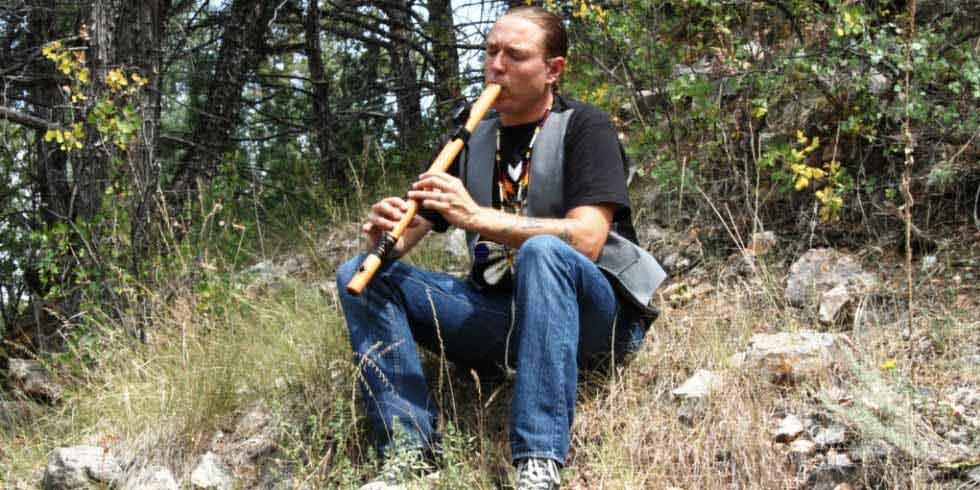 Lakota Storyteller