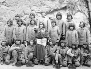 January 4th was the start of Alcatraz's most 'unique' incarceration. 19 Hopi men. But why?