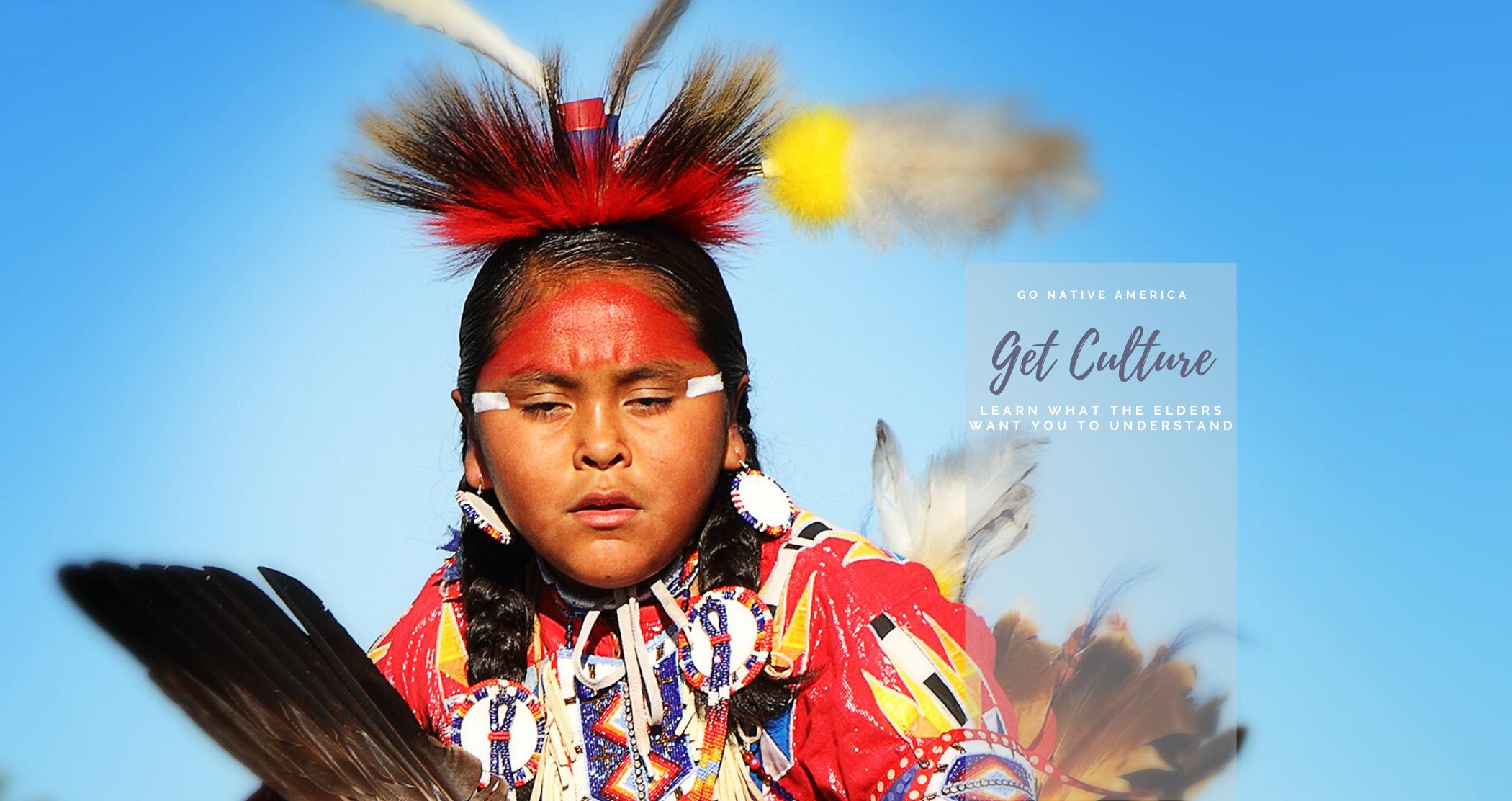 Go Native America - Get Culture