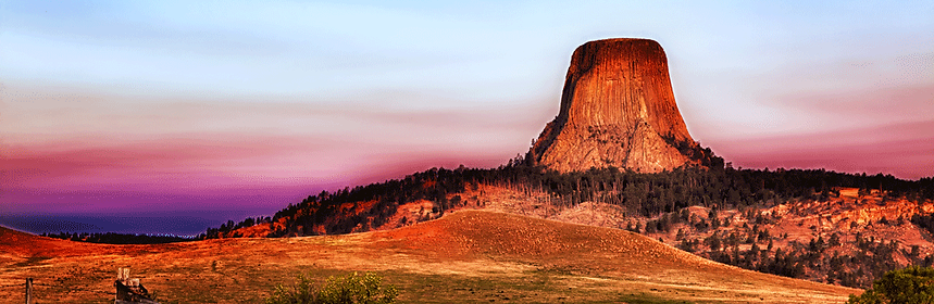 Visit Mato Tipila - Bear Butte - ancient Sundance site of the Lakota Sioux