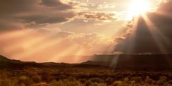 Apache Sunrise