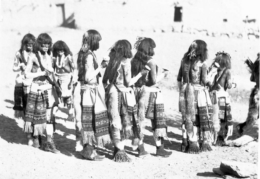 Antelope Priests at Old Oraibi