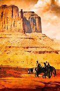 Monument Valley, UT with Go Native America
