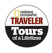 Go Native America, twice designated in National Geographic's 50 Top Tours of a Lifetime