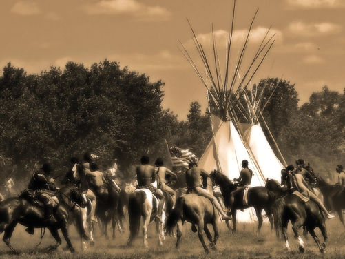 Little Bighorn tours, Montana