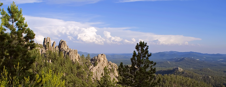 Visit Paha Sapa - the sacred Black Hills of the Lakota Sioux with Go Native America