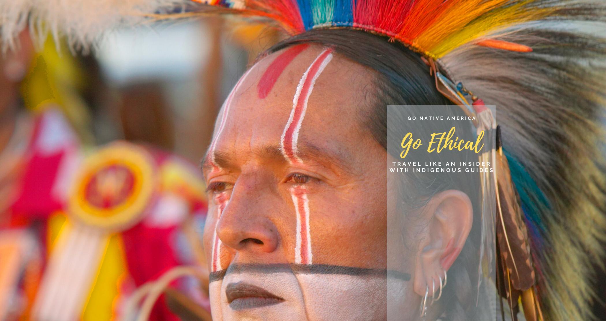 Go Native America - Go Ethical
