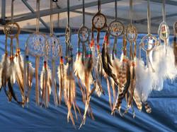 Cheyenne Elder Tipi Camp