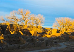 They say all roads lead to Chaco - visit with Go Native America