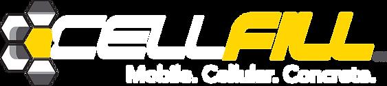 CellFill Cellular Concrete Logo