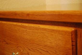 Hickory Dresser