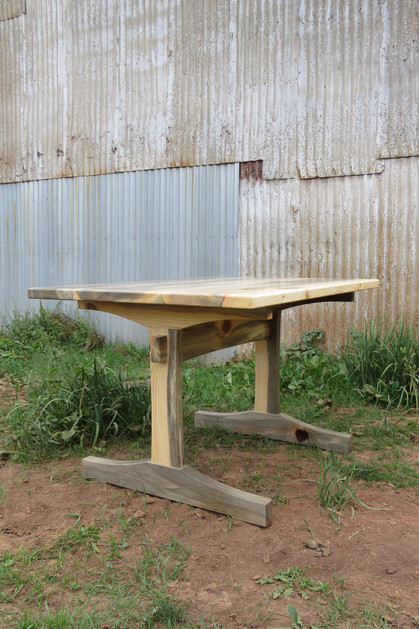 Farm House Trestle Table