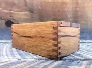 White Oak Memory Box