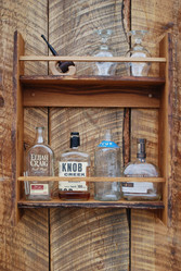 Whiskey Shelf