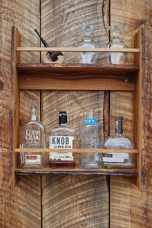 Whiskey Shelf