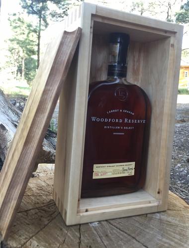 Whiskey Gift Box