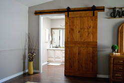 Sliding Bard Door