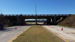 Bridge Abutment Fill Site