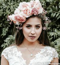Wedding, Bride, Floral, Stunning