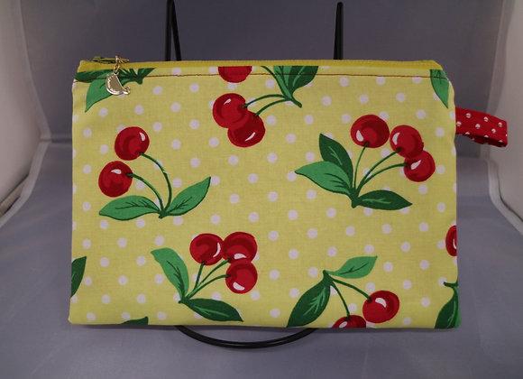 Cherries pouch - 8x5