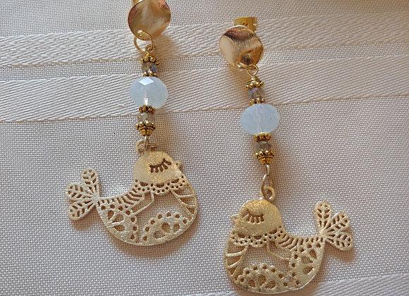 Birdy earrings