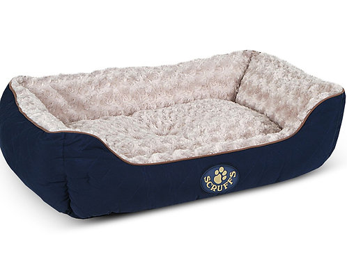 SCRUFFS WILTON BOX BED BLUE