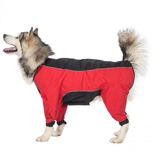 Tia Dog Coat With Legs
