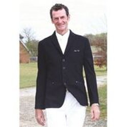 MARK TODD COMPETITION JACKET EDWARD MENS NAVY