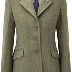 CALDENE COMPETITION JACKET BELVOIR KEEPERS TWEED