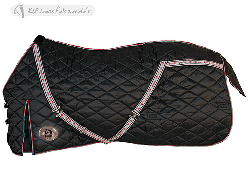 Daslö By Tattini Diamond Quilted Stable Blanket