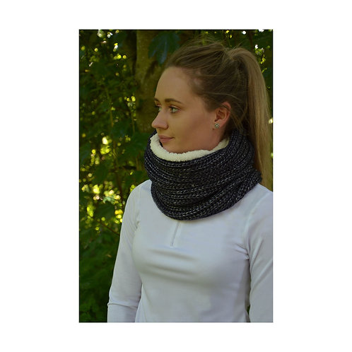 HyFASHION Avoriaz Metallic Snood
