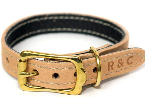 RALPH & CO DOG LEAD LEATHER STANDARD