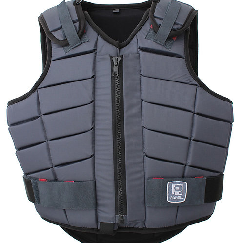 RODNEY POWELL BODY PROTECTOR SUPERFLEX CONTOUR ADULT STD