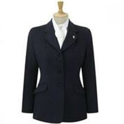 CALDENE COMPETITION JACKET ROXBURGH HUNT COAT BLACK