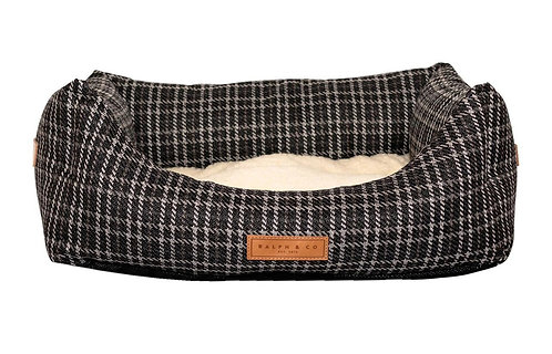 RALPH & CO NEST BED TWEED FABRIC ASCOT