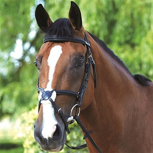MARK TODD BRIDLE PADDED GRACKLE