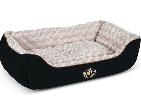 SCRUFFS WILTON BOX BED BLACK