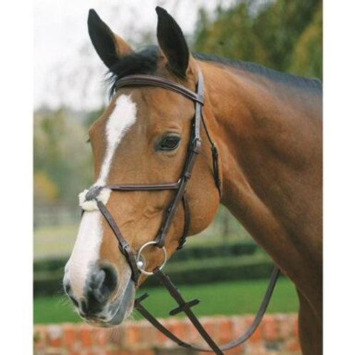 MARK TODD BRIDLE PLAIN RAISED WITH GRACKLE NOSEBAND
