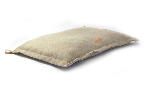 RALPH & CO CUSHION BED STONEWASHED FABRIC HAMMERSMITH