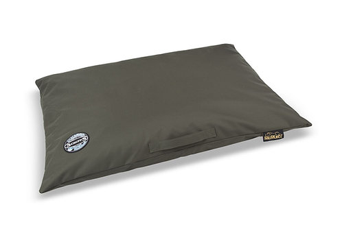 SCRUFFS EXPEDITION MEMORY FOAM ORTHOPAEDIC PILLOW OLIVE