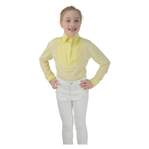 HyFASHION Children's Dedham Long Sleeved Tie Shirt