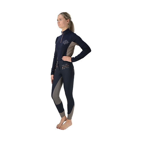 HyFASHION Kensington Ladies Long Sleeved Sports Shirt