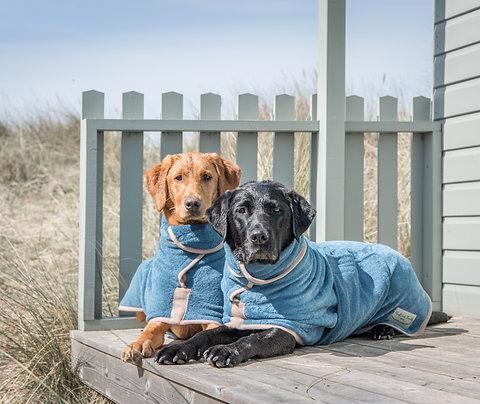 Ruff and Tumble Classic Dog Drying Coat