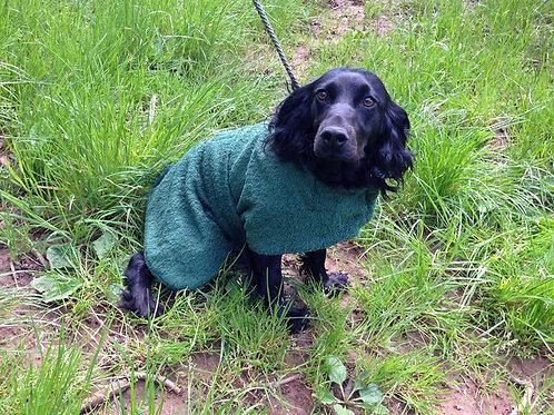Dog Towelling Coats