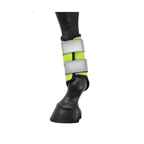 HyVIZ Reflector Brushing Boots