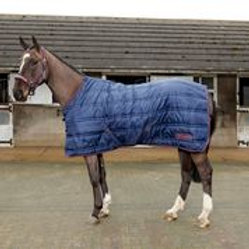 WHITAKER STABLE RUG RASTRICK 200GM NAVY/REFLECTIVE