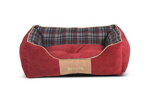 SCRUFFS HIGHLAND BOX BED RED