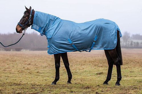 JHL ESSENTIAL FLY RUG COMBO BLUE