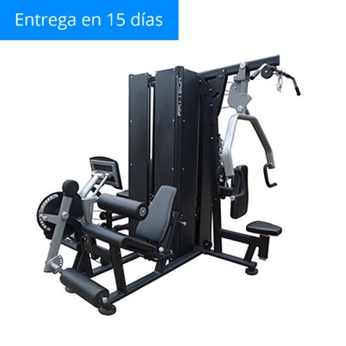 Four Gym Station