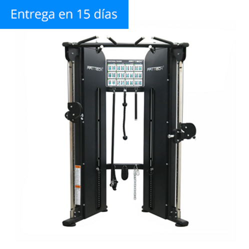 Functional Trainer - Doble Polea Ajustable